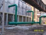 Cooling water piping line – FANS Hlinsko